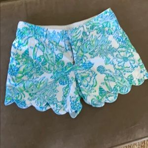 Lilly Pulitzer Buttercup short 2